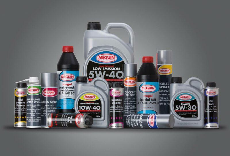 Компания MEGUIN предлагает большой выбор смазочных материалов для легковых автомобилей и лёгкого коммерческого транспорта!